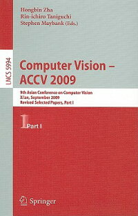 ComputerVision--Accv2009:9thAsianConferenceonComputerVision,Xi'an,China,September23-27
