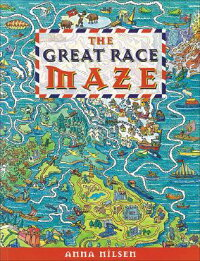 The_Great_Race_Maze