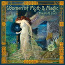 Women of Myth & Magic 2018 Wall Calendar: Fantasy Art Calendar