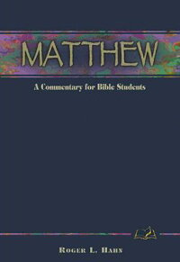 Matthew:_A_Commentary_for_Bibl