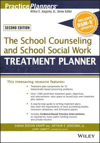TheSchoolCounselingandSchoolSocialWorkTreatmentPlanner,withDsm-5Updates,2ndEdition[SarahEdisonKnapp]