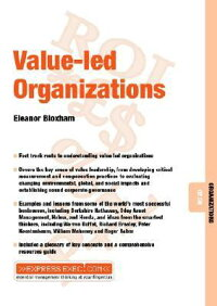 ValueーLed_Organizations