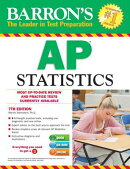 Barron's AP Statistics , 7th Edition [With CDROM]