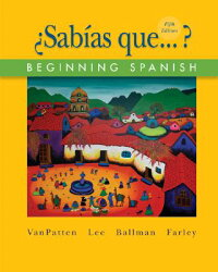 Sabias_Que:_Beginning_Spanish