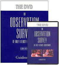 AnObservationSurveyofEarlyLiteracyAchievement(DVD):SecondEdition[MarieM.Clay]