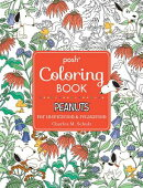 Posh Adult Coloring Book: Peanuts for Inspiration & Relaxation