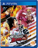 ONE PIECE BURNING BLOOD 通常版 PS Vita版
