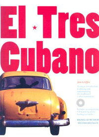 El_Tres_Cubano_With_Audio_CD