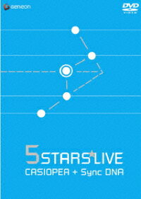 CASIOPEA_with_Synchronized_DNA/5_STARS_LIVE〈2枚組〉