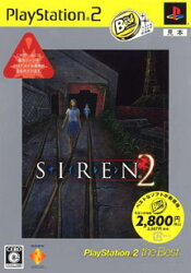 SIREN2 PlayStation 2 The Best