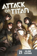 ATTACK ON TITAN #21(P)