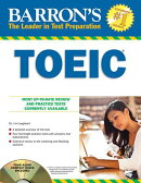 Barron's TOEIC: Test of English for International Communication [With CD (Audio)]
