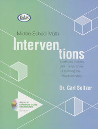 MiddleSchoolMathInterventions:DealingwiththeDifficultConcepts[WithCDROM][CarlSeltzer]