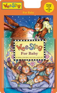 WEE_SING_FOR_BABY(P_W/CD)