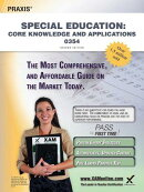 Praxis Special Education: Core Knowledge and Applications 0354 Teacher Certification Study Guide Tes