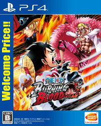 ONEPIECEBURNINGBLOODWelcomePrice!!PS4版