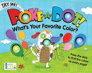 Poke-A-Dot! What's Your Favorite Color?: Favorite Color