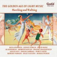 【輸入盤】TheGoldenAgeOfLightMusic-marching&Waltzing:V/A[コンピレーション]