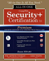 ComptiaSecurity+CertificationAll-In-OneExamGuide,PremiumFourthEditionwithOnlinePracticeL[WmArthurConklin]