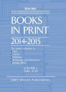 Books in Print - 7 Volume Set, 2014/15