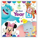 "Disney Baby My First Year: Record and Share Baby's ""Firsts"