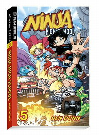 Ninja_High_School:_Volume_5