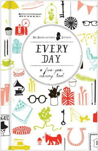 EveryDay:AFive-YearMemoryBook[MRBoddington'sStudio]