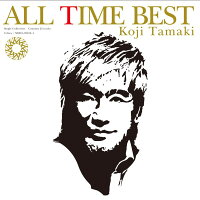 玉置浩二「ALL TIME BEST」