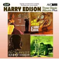【輸入盤】ThreeClassicAlbums...plus[HarryEdison]