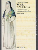 Suor Angelica: Vocal Score