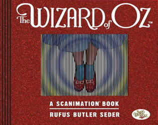 WIZARD OF OZ,THE(SCANIMATION BOOK)