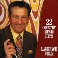 【輸入盤】22CountryMusicHits[LawrenceWelk]