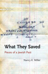 WhatTheySaved:PiecesofaJewishPast[NancyK.Miller]