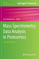 Mass Spectrometry Data Analysis in Proteomics