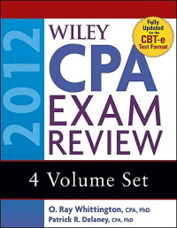 WileyCPAExamReview2012,4-VolumeSet