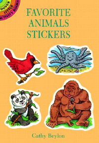 Favorite_Animals_Stickers