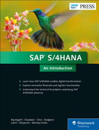 SAPS/4HANA:AnIntroduction[AxelBaumgartl]