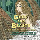 Gods & Beasts: A Mythological Coloring Book: Escape Into a World of Fantasy and Imagination