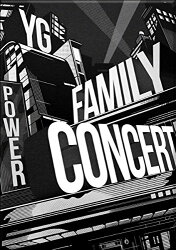 【輸入盤】2014 YG Family Concert in Seoul Live CD (3CD+フォトブック)