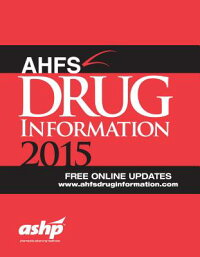 AhfsDrugInformation2015[Ashp]