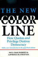 New Color Line: How Quotas and Privilege Destroy Democracy