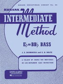 Rubank Intermediate Method: Eb or BBb Bass