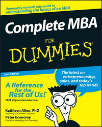 Complete_MBA_for_Dummies