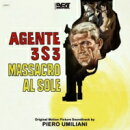 【輸入盤】AGENTE 3S3 MASSACRO AL SOLE (OST)