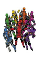 Deadpool: World's Greatest, Volume 1