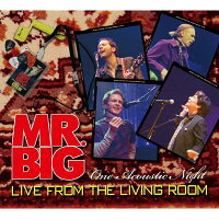 【輸入盤】LiveFromTheLivingRoom(Digi)[MR.BIG]