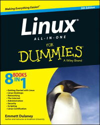 LinuxAll-In-OneforDummies[EmmettDulaney]