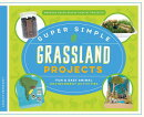 Super Simple Grassland Projects: Fun & Easy Animal Environment Activities