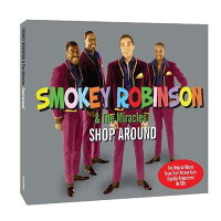 【輸入盤】ShopAround[SmokeyRobinson&TheMiracles]