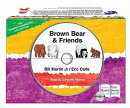 BROWN BEAR & FRIENDS(BB W/CD)